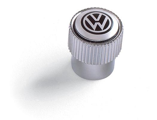 Diagram Valve Stem Caps - Black on Silver (ZVW355005A) for your Volkswagen e-Golf